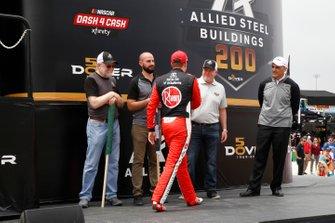 Christopher Bell, Joe Gibbs Racing, Toyota Supra Rheem