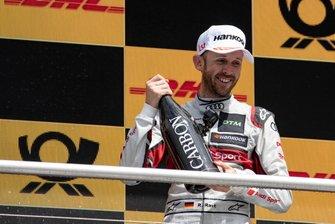 Podio, René Rast, Audi Sport Team Rosberg