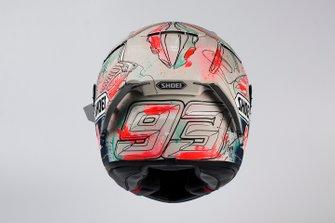 Marc Marquez helmet design