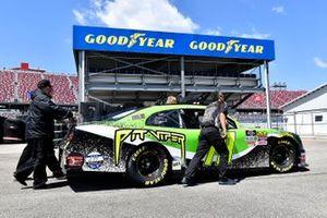 Vinnie Miller, B.J. McLeod Motorsports, Toyota Supra Pit Viper