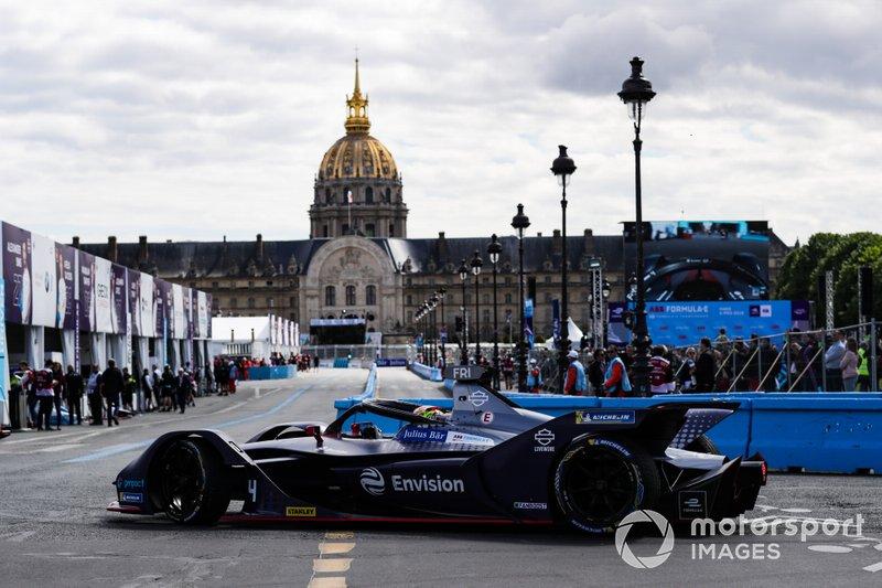 Robin Frijns, Envision Virgin Racing, Audi e-tron FE05