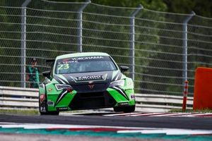Tamas Tenke, ZENGO Motorsport Cupra TCR
