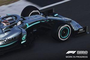 Captura del F1 2019