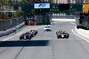 Start der Formel 2 2019 in Baku
