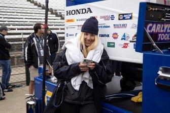 Liza Markle, Andretti Autosport Honda