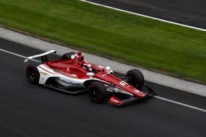 Ed Jones, Ed Carpenter Racing Scuderia Corsa Chevrolet Phillip Abbott