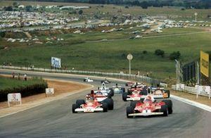 Niki Lauda, Ferrari, South Africa 1976, 1st place