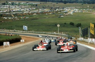 Niki Lauda, Ferrari, South Africa 1976, 1st place