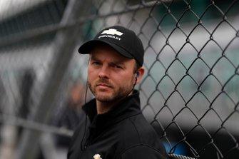 Robert Buckner, Chevrolet