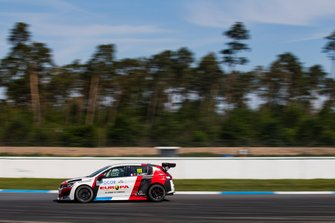 Teddy Clairet, Team Clairet Sport Peugeot 308 TCR