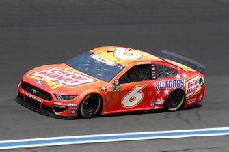 Ryan Newman, Roush Fenway Racing, Ford Mustang Oscar Mayer Hot Dogs