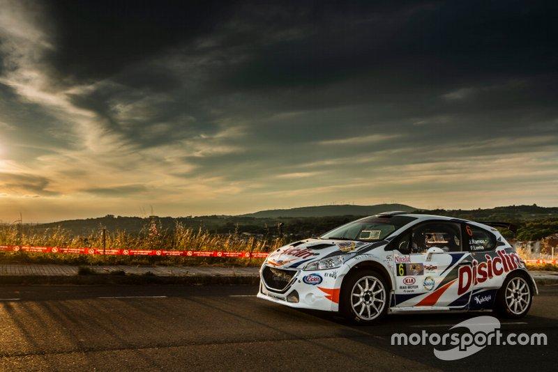 Javier Ramos-Francisco Lema(Peugeot 208 T16 R5)