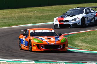 #209 Ginetta G55-GT4, Nova Race Events: Marchetti-Mantori