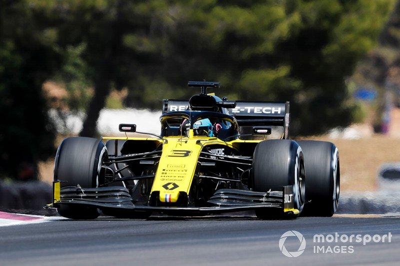 8: Daniel Ricciardo, Renault F1 Team R.S.19, 1'29.918