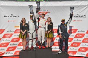 #3, Audi Sport RS3 LMS (DSG), Michael McCann Jr, #27 Audi Sport RS3 LMS (DSG) Christian Cole, #15 Audi Sport RS3 LMS (DSG) Bryan Putt