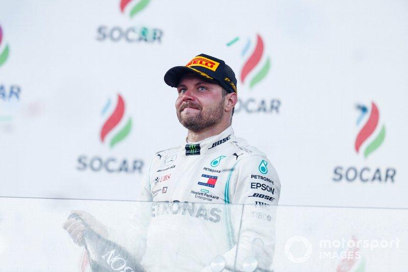 Valtteri Bottas, Mercedes AMG F1, 1st position