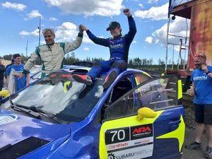 Oliver Solberg, Denis Giraudet, Subaru WRX STI