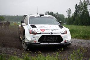 Jari Huttunen, Antti Linnaketo, Hyundai i20 Coupe WRC