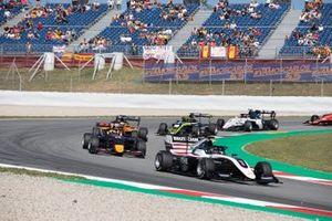 David Beckmann, ART Grand Prix and Yuki Tsunoda, Jenzer Motorsport