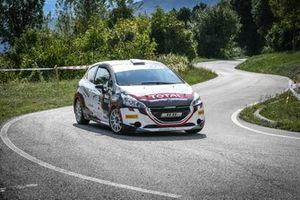 Giacomo , Alessio Panini, Peugeot 208, Maranello Corse