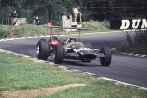 Jo Siffert, Lotus et Chris Amon, Ferrari