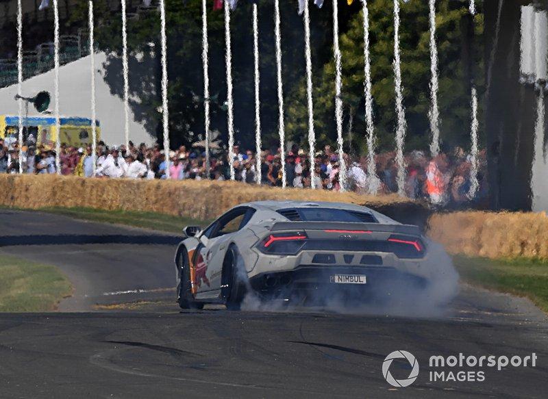 Mike Whiddett Lamborghini Huracan Slambo