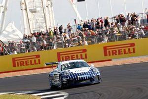 Chris Hoy, Porsche Motorsport ViP Car