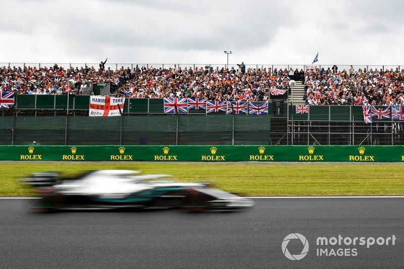 Vueltas rápidas de Lewis Hamilton: 47