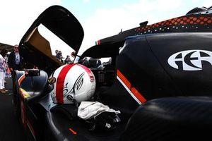 #6 Team LNT Ginetta G60-LT-P1: Michael Simpson, Oliver Jarvis, Guy Smith