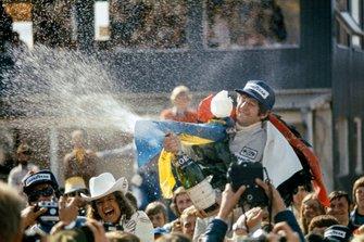 Победитель Гран При Швеции Джоди Шектер, Tyrrell