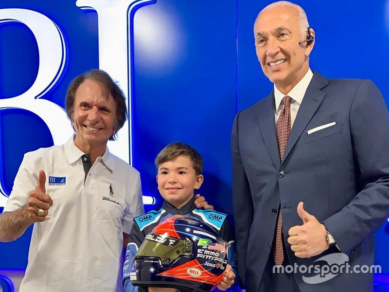 Emerson Fittipaldi, Emmo e o CEO da empresa, James L. Dettore