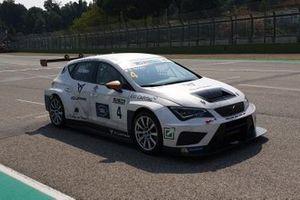 Salvatore Tavano, Scuderia del Girasole by Cupra Racing, Cupra TCR