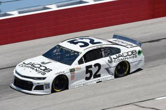 J.J. Yeley, Rick Ware Racing, Ford Mustang JACOB COMPANIES