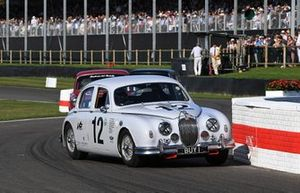 St Mary's Trophy Grant Williams Jaguar