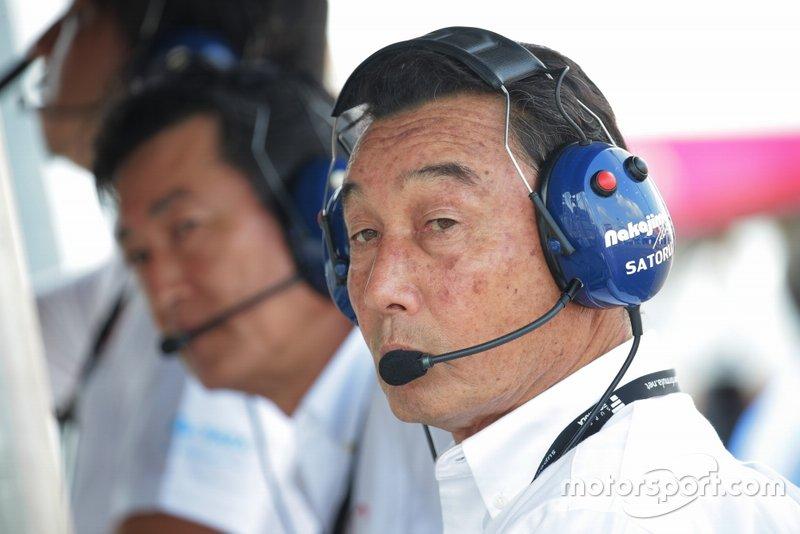 Satoru Nakajima, Nakajima Racing