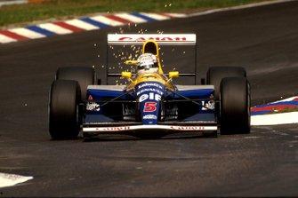 Nigel Mansell, Williams