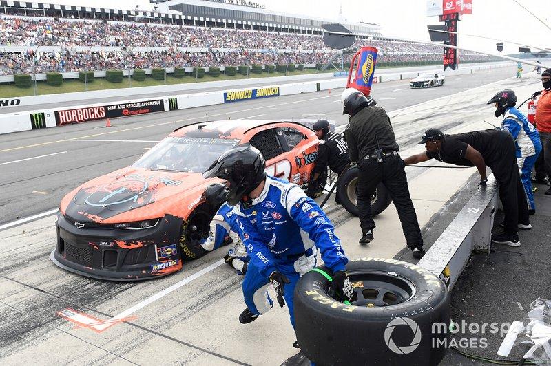 Josh Bilicki, Rick Ware Racing, Chevrolet Camaro TOKEN 4 TOKEN