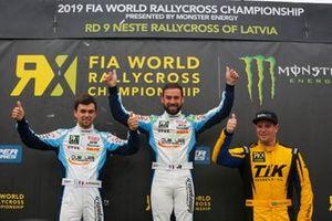 Podium: Euro Rallycross