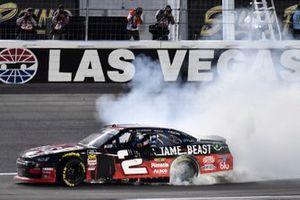 Race Winner Tyler Reddick, Richard Childress Racing, Chevrolet Camaro