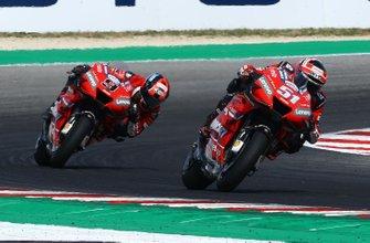 Michele Pirro, Ducati Team, Danilo Petrucci, Ducati Team