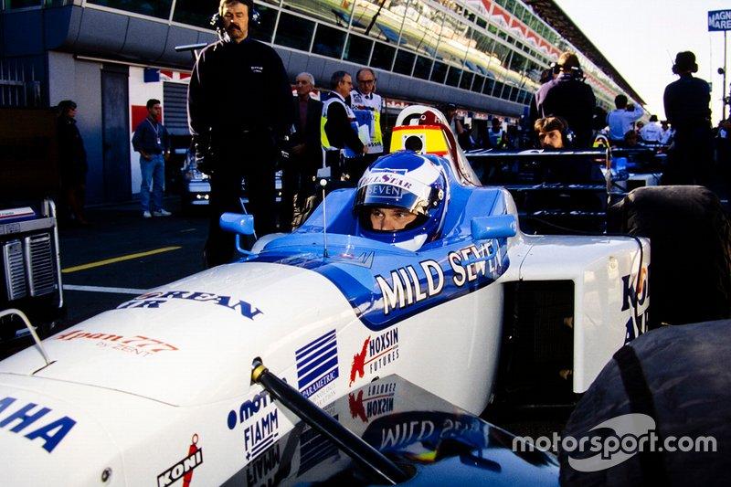 Mika Salo, Tyrrell