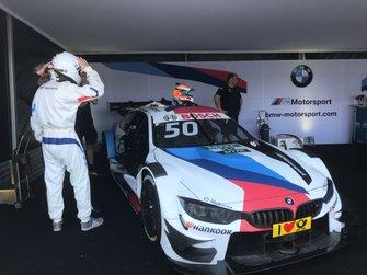 DTM Taxi Ride BMW TT Circuit Assen