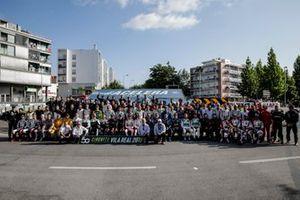 Foto oficial de la 50ª edición de la carrera en Vila Real