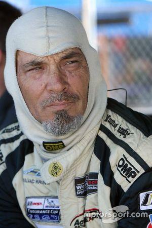 #5 Action Express Racing crew member