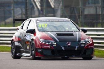Albert Legutko, Honda Civic Type-R TCR