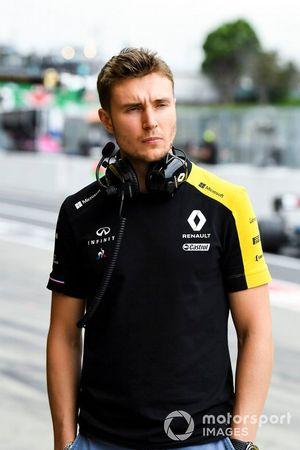 Sergey Sirotkin, Renault