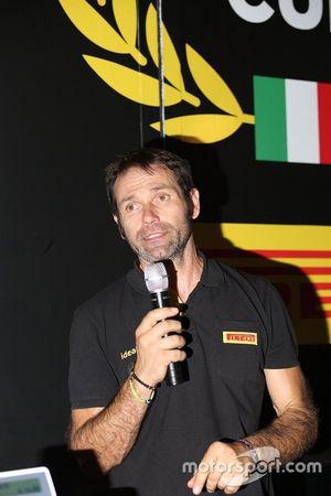Luca Raggi, Ideal Gomme Eventi