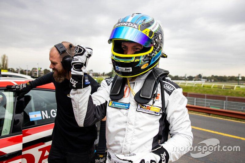Nestor Girolami, Wall Racing Honda Civic Type R TCR