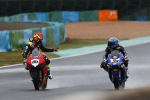 Sylvain Barrier, Brixx Performance , Marco Melandri, GRT Yamaha WorldSBK