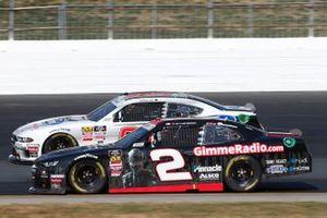 Tyler Reddick, Richard Childress Racing, Chevrolet Camaro Gimme Radio / Megedeth